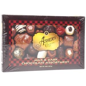 Asher's Chocolate Co. - Milk & Dark Chocolate Assortment