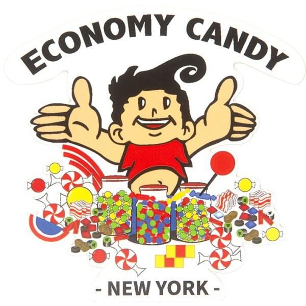 Economy Candy Kid Sticker