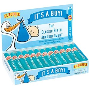 El Bubble Bubble Gum Cigars - It's A Boy