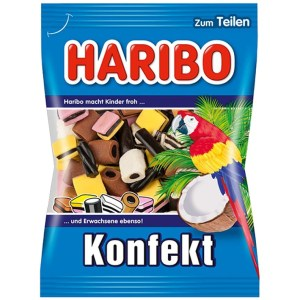 German Haribo Konfekt