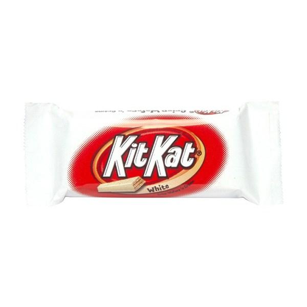 Kit Kat - White - Fun Size