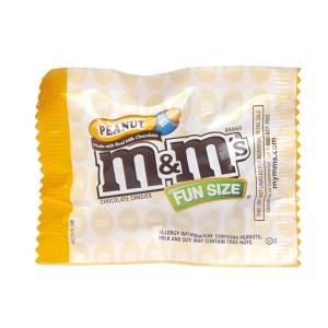 M&M's - Peanut - Fun Size(1)
