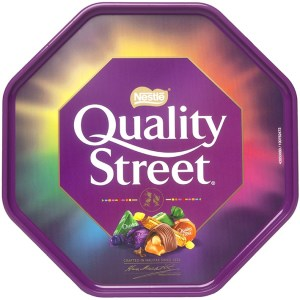 Nestle Quality Street - 650g Tub