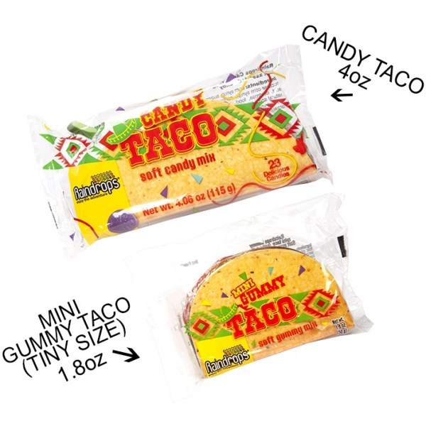 Raindrops Taco Comparison