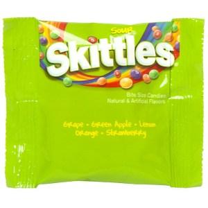 Skittles - Sour - Fun Size