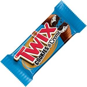 Twix - Cookies & Creme