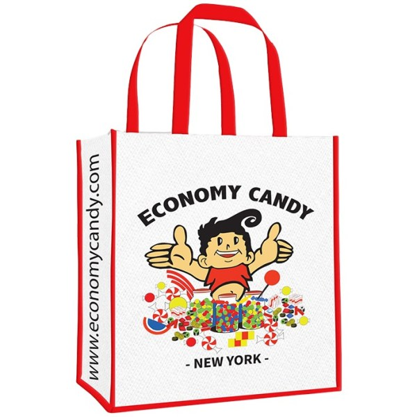 Economy Candy Reusable Shopping Bag(1)