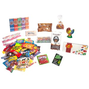 Thanksgiving CandyCare Pack - Loosen Your Belt