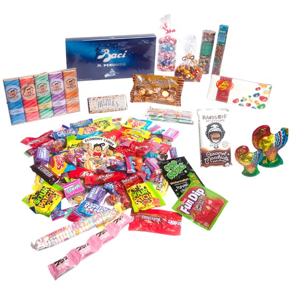 Thanksgiving CandyCare Pack - Thankful for CANDY
