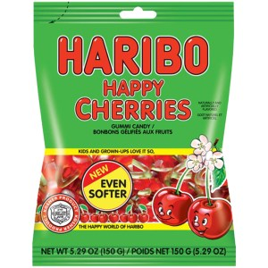Haribo Happy Cherries - Kosher