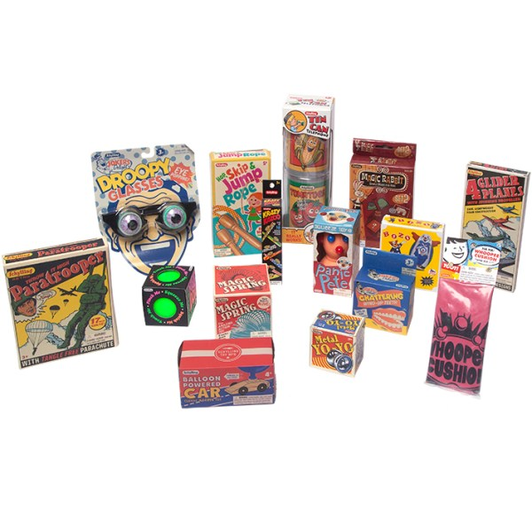 Toy Box CandyCare Pack