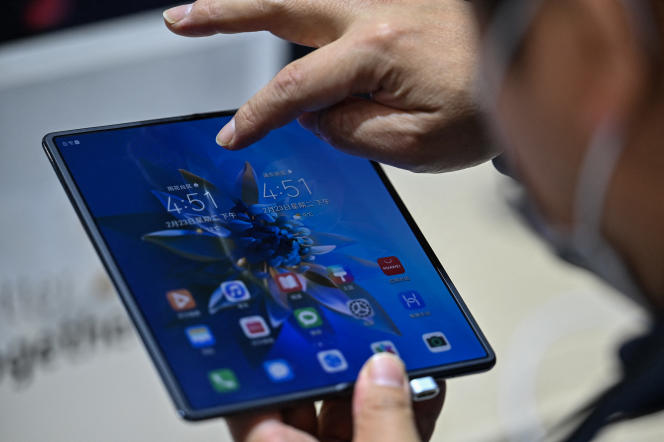 Huawei , champion chinois des brevets