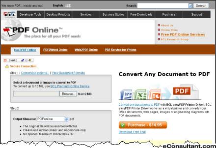 convertidor pdf a word online