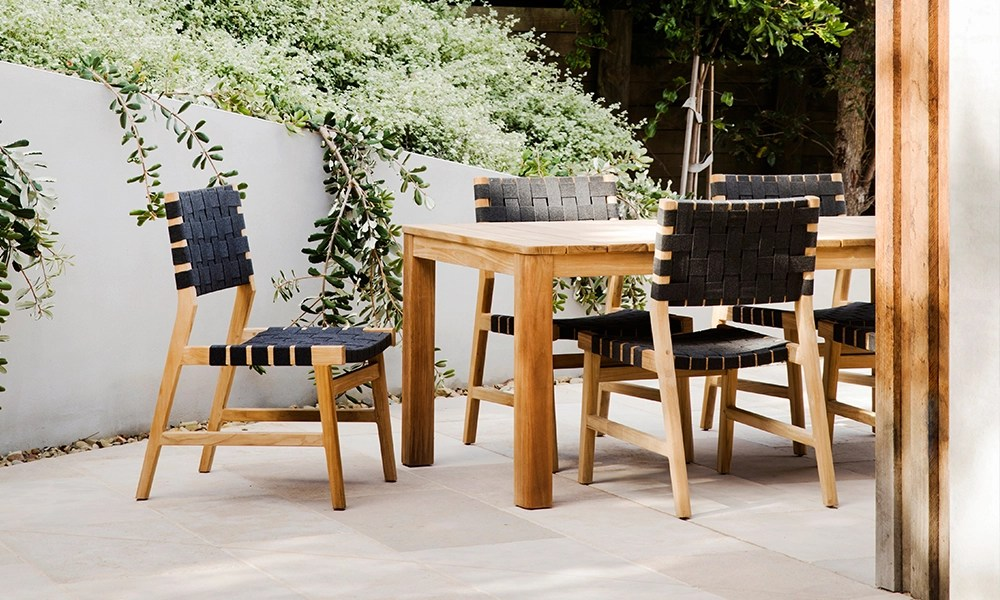 teak outdoor furniture what are the