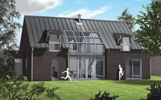 Constructeur CCMI ECOP Habitat : maison bioclimatique