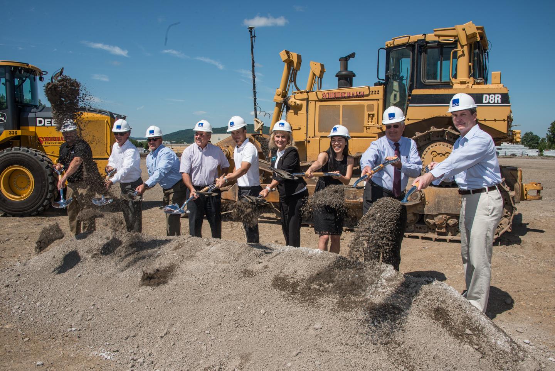 Ecopax Holds Groundbreaking At New Bethlehem Manufacturing Facility Ecopax Inc