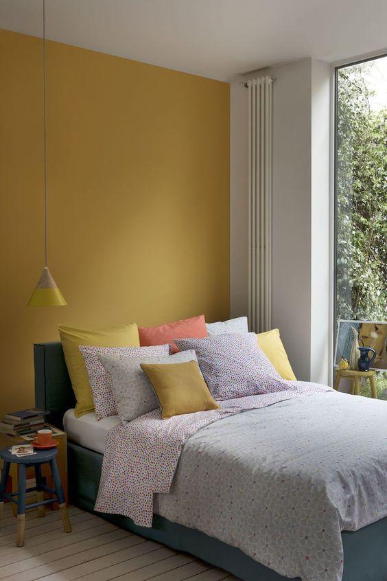 couleur de peinture pour votre chambre