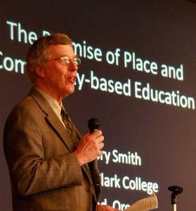 Keynote speaker: Prof. Greg Smith
