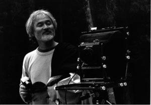 10月21日には中竹さん自身が作品の前で解説したり、別室でこれまでの写真との関わりを話したりする。
