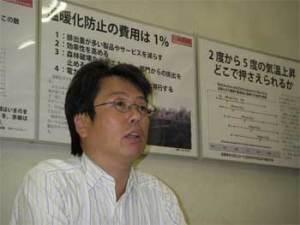 講師の石井徹さん(朝日新聞編集委員)
