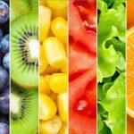 Elije el color de los alimentos, para estimular la curación