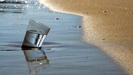 agua, sal, mar, ósmosis, Quirón