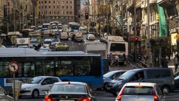 contaminación, salud, oxígeno, coches, tráfico, alergias