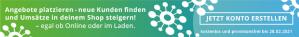 Gute Deals Market Banner auf EcopPressBlog.de