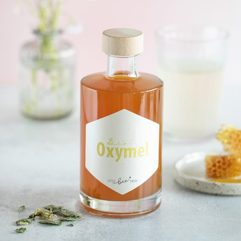 Bio-Oxymel von Little Bee Fresh