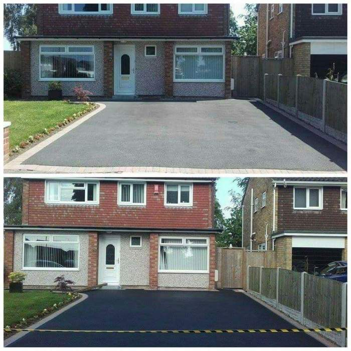 received_1803120146665053 Driveway Cleaning, Oil Patch Removal, Tarmac Restoration - Bromborough, Wirral