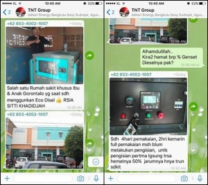 testimoni eco racing di Banjarmasin 2