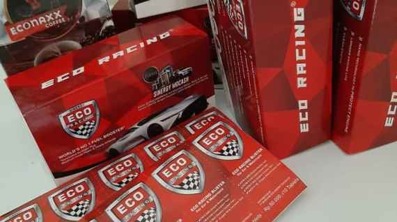 Eco Racing di Aceh