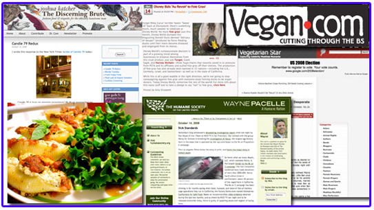 vegan blog round up