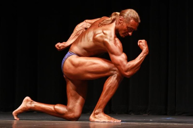 Bodybuilder Robert Cheeke has been a vegan since age 15.