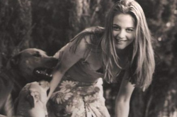 """Alicia Silverstone's pit bull Butterfly is the """"princess of the house."""""""