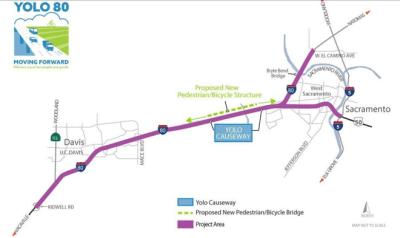 Caltrans ready to expand Yolo Causeway, seeks public's input