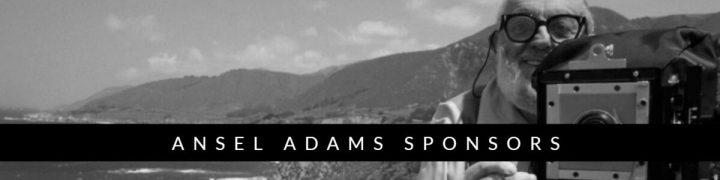 Ansel Adams Sponsors