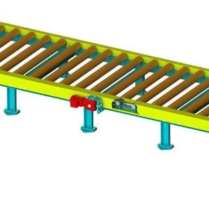 linha de roletes modelo LR eco sand