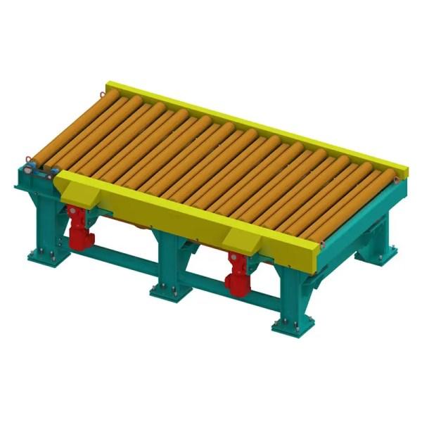 mesa vibratória para compactação modelo mvc eco sand