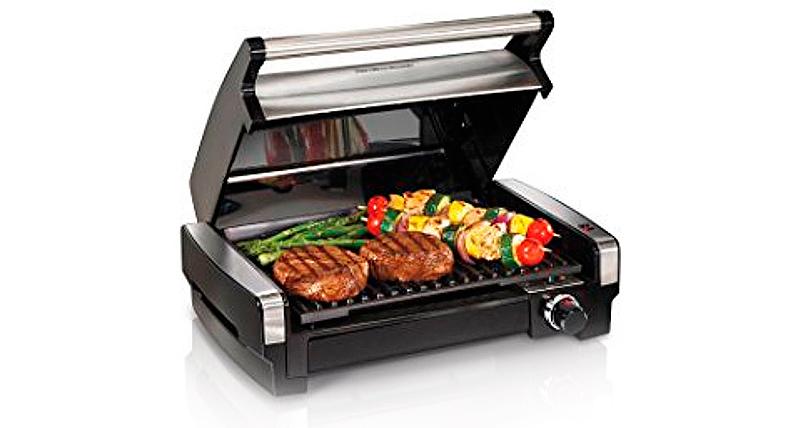 Parrilla para interioresHamilton Beach - Electrodomésticos para tú cocina