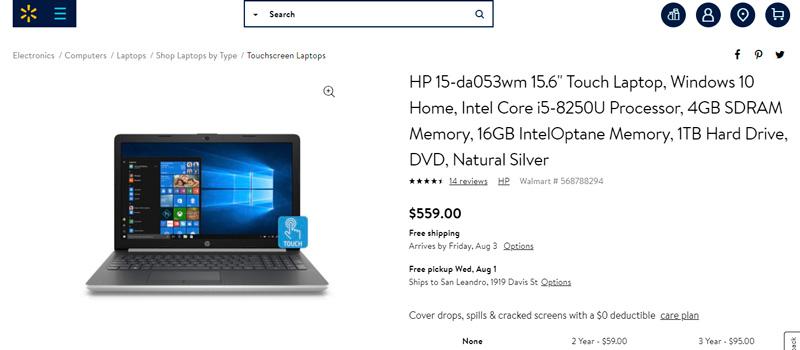 Una nueva laptop para celebrar su graduación - HP