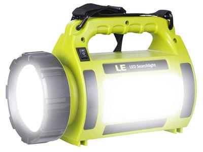 Lámpara recargable tipo linterna