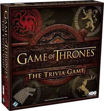 Juego de trivia de Game of Thrones