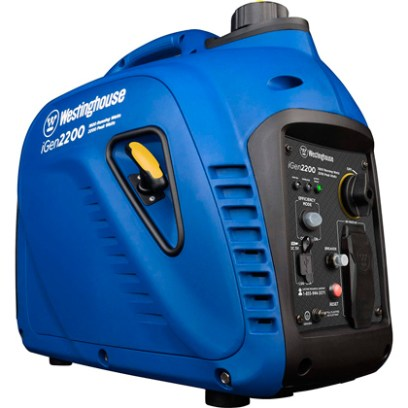 Kit de emergencia: Generador portátil Westinghouse iGen2200 Super Quiet