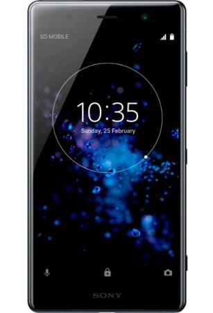Sony - XPERIA XZ2 Premium (desbloqueado) - Chrome Black por $849.99