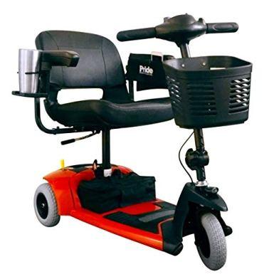 Scooter de movilidad de 3 ruedas de calidad profesional