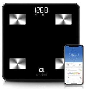 Arboleaf - Báscula inteligente inalámbrica con iOS