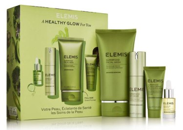 """Elemis """"A Healthy Glow for You"""" Skincare Gift Set"""