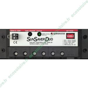 Limiteur de charge SUNSAVER DUO SSD-25