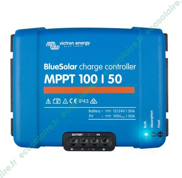 Régulateur de charge BLUESOLAR MPPT 100-50
